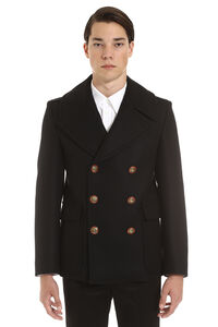Double-breasted coat, Overcoats Givenchy man