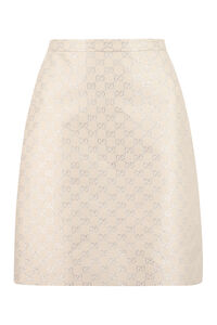 Jacquard mini skirt, Midi skirts Gucci woman