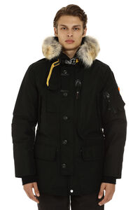 Kodiak technical fabric parka, Parkas Parajumpers man