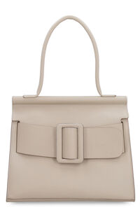 Karl Soft pebbled leather tote, Tote bags BOYY woman