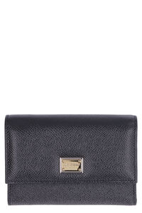 Small leather wallet, Wallets Dolce & Gabbana woman