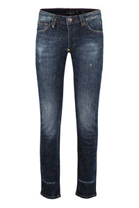 Super Straight Cut jeans, Straight jeans Philipp Plein man