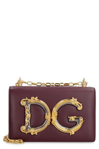 DG Girls leather crossbody bag, Shoulderbag Dolce & Gabbana woman