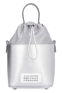 Leather bucket bag, Bucketbag Maison Margiela woman