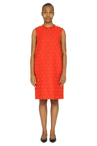 Jaquard mini dress, Mini dresses Gucci woman