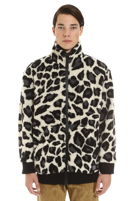 Faux fur bomber jacket, Bomber jackets MSGM man