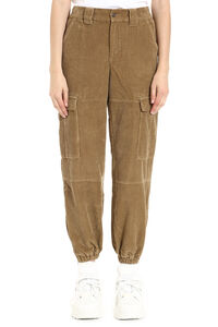 Pay corduroy trousers, Wide leg pants H2OFagerholt woman