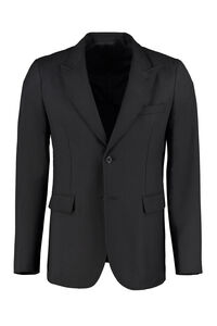 Single-breasted wool jacket, Single breasted blazers Comme des Garçons SHIRT man