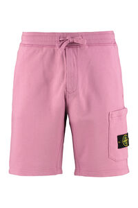Cotton bermuda shorts, Shorts Stone Island man