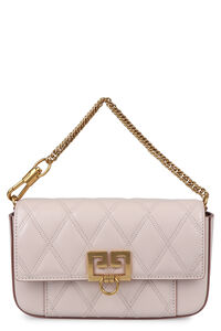 Clutch in pelle trapuntata, Clutch Givenchy woman