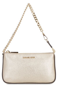 Jet Set leather mini-bag, Top handle MICHAEL MICHAEL KORS woman