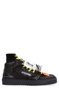 Off Court high-top sneakers, High Top Sneakers Off-White man