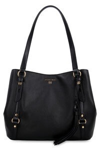 Carrie leather shoulder bag, Tote bags MICHAEL MICHAEL KORS woman