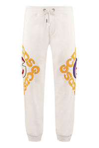 Printed sweatpants, Track Pants GCDS man