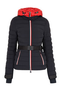 Bruche hooded down jacket, Down Jackets Moncler Grenoble woman