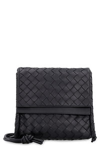 Intrecciato Nappa crossbody bag, Shoulderbag Bottega Veneta woman
