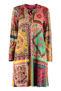 Jersey mini dress, Printed dresses Etro woman