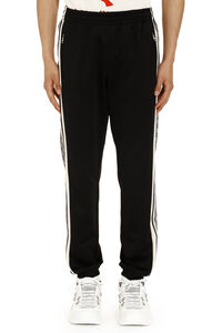 Oversized jersey jogging trousers, Track Pants Gucci man