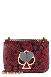Nicola python print leather bag, Shoulderbag Kate Spade New York woman