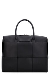 Woven leather bag, Totes Bottega Veneta man