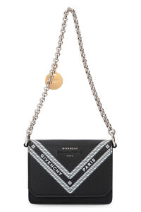 Leather wallet on chain, Wallets Givenchy woman