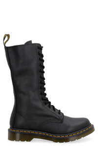 1B99 leather combat boots, Ankle Boots Dr. Martens woman