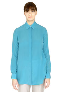 Long-sleeved silk shirt, Shirts Golden Goose woman