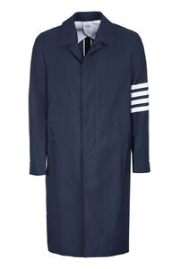 Technical fabric coat, Raincoats And Windbreaker Thom Browne man