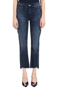 Rascal cropped jeans, Straight Leg Jeans Mother woman