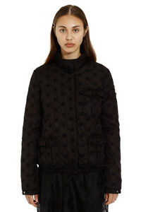 Hillary floral embroidered down jacket, Down Jackets 4 Moncler Simone Rocha woman