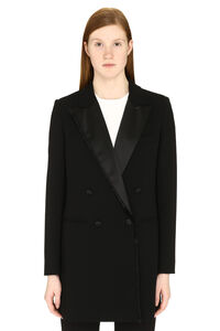 Febo double-breasted jacket, Blazers Max Mara woman