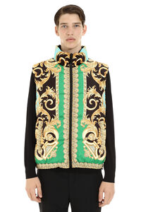 Body warmer jacket, Down jackets Versace man