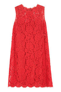 Lace sheath dress, Knee Lenght Dresses Dolce & Gabbana woman