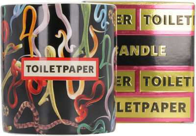Snakes candle - Seletti wears Toiletpaper
