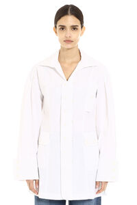 Roman cotton shirtdress, Shirts Jacquemus woman