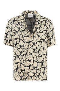 Venci printed short sleeve shirt, Short sleeve Shirts Nanushka man