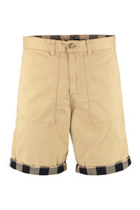 Buffalo cotton bermuda shorts, Shorts Woolrich man