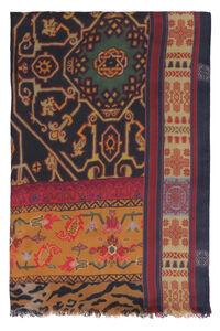 Cashmere and silk scarf, Scarves Etro woman