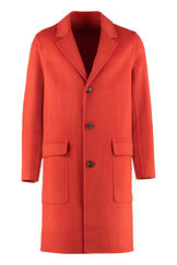 Wool and cashmere coat, Overcoats AMI man