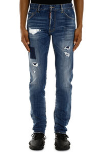 Slim fit jeans, Slim jeans Dsquared2 man