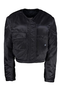 Nylon padded jacket, Casual Jackets Maison Margiela woman