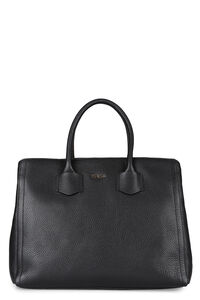 Alba leather tote, Tote bags Furla woman