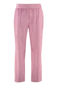 Elasticated waist trousers, Casual trousers GCDS man