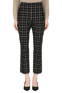 Talamo checked trousers, Trousers suits Sportmax Code woman