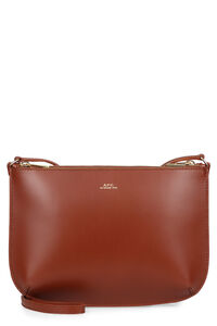 Sarah leather crossbody bag, Shoulderbag A.P.C. woman
