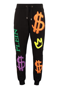 Printed sweatpants, Track Pants Philipp Plein man