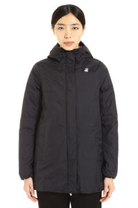 Sophie hooded puffer jacket, Raincoats And Windbreaker K-Way woman