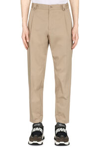 Stretch cotton trousers, Casual trousers Dolce & Gabbana man