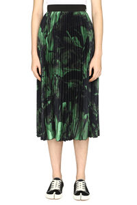 Printed pleated skirt, Printed skirts Off-White woman