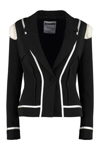 Single-breasted blazer, Blazers Moschino woman